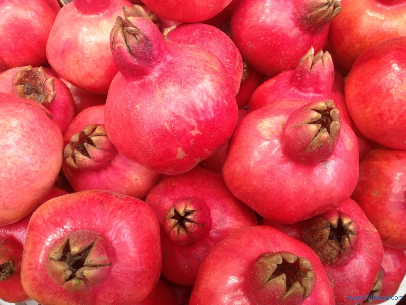 Pomegranates 7-22-13