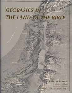 Biblical Backgrounds. Geobasics in the Land of the Bible. Israel Tour Guide.