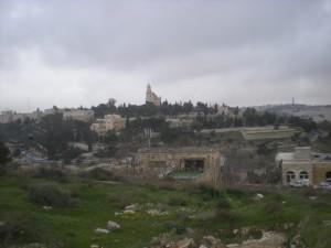 Katef Hinnom, Jerusalem. Fun Joel Israel Tour Guide.